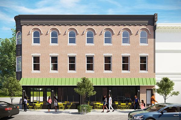 3000 Kensington Avenue affordable retail restaurant Philadelphia