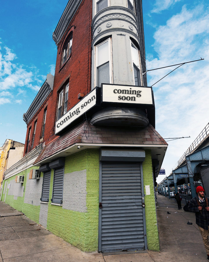 3000 Kensington Avenue restaurant retail affordable Philadelphia