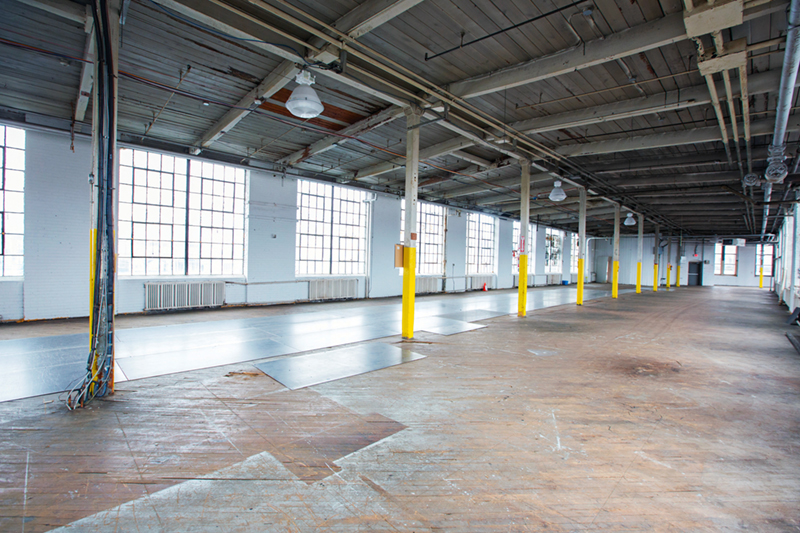 3775 Kensington Castor labs industrial Philadelphia