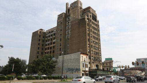 Beury Building North Broad Philadelphia