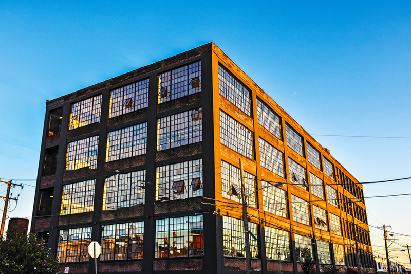 MaKen South affordable industrial space Philadelphia