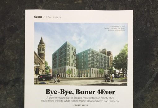 Beury Building North Broad Philadelphia Magazine