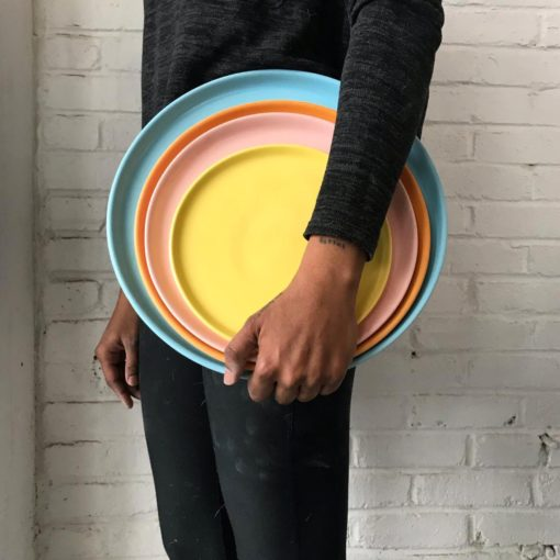 Felt + Fat ceramics philadelphia