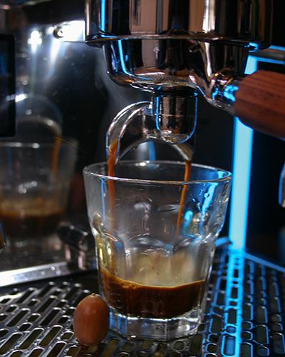 Impresso coffee