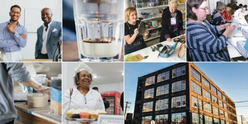 SHIFT small businesses MaKen studios philadelphia