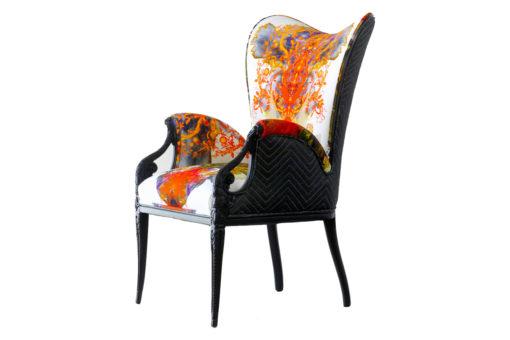 Wild Chairy furniture fabric