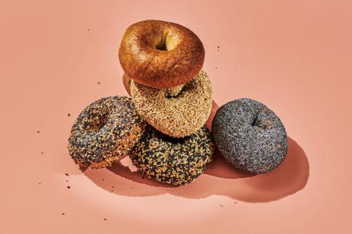 Kismet Bagels handmade bagels philadelphia schmear