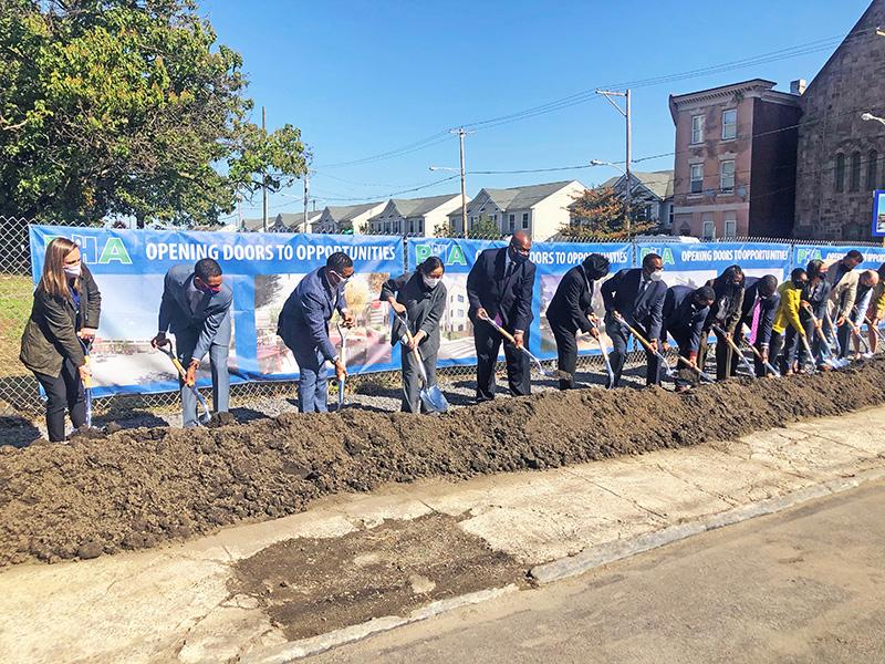 Sharswood Ridge Philadelphia SHIFT Mosaic Development