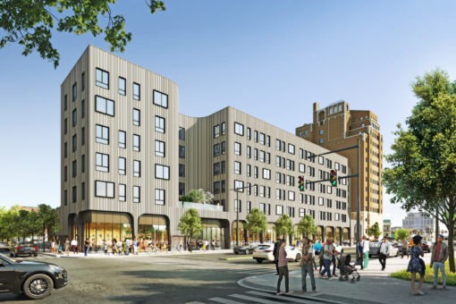 Residences at Beury North Broad affordable market rate Philadelphia